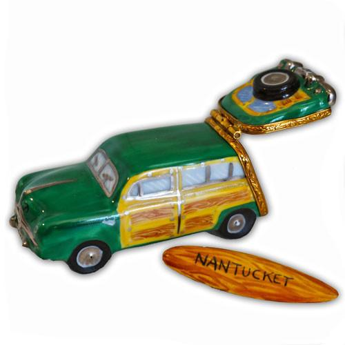 Nantucket Woody Wagon