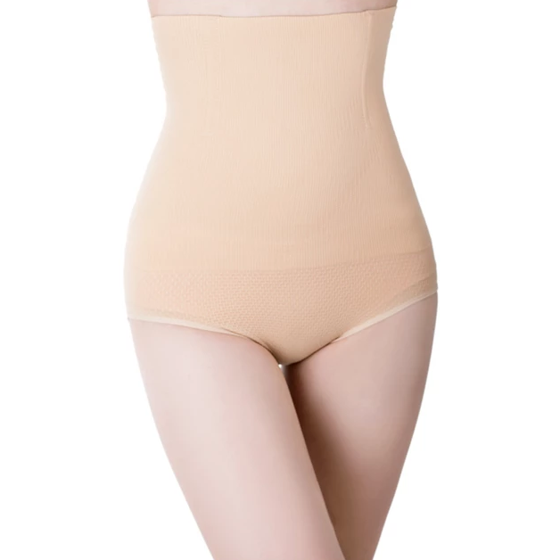 High Waist Control Panties - Short