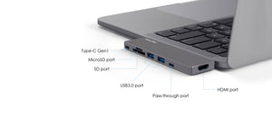 Wavlink MacBook Pro Docking