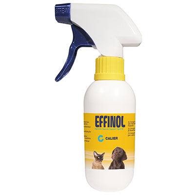 Effinol. Spray antiparasitario. 250ml - comida-barf-valencia