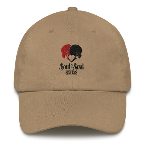 Soul 2 Soul Sisters Embroidered Hat, Unisex