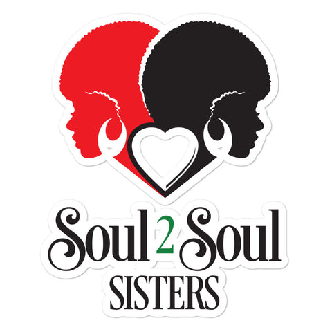 Soul 2 Soul Sisters Stickers