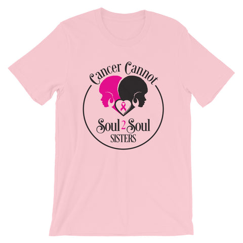 Cancer Cannot 💗Unisex CLASSIC T-Shirt