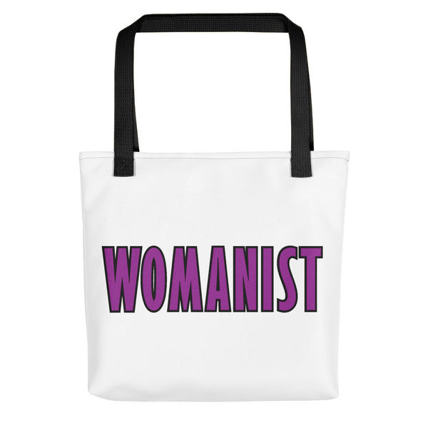WOMANIST 💜Tote Bag