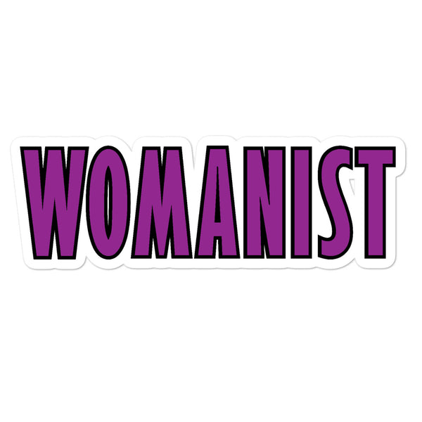 WOMANIST 💜Stickers
