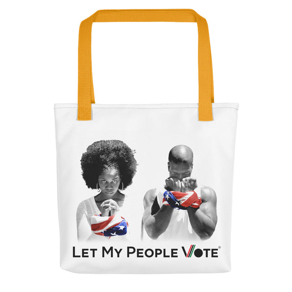 LET MY PEOPLE VOTE® Tote Bag