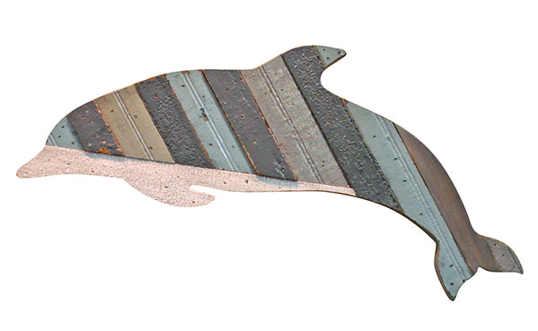 Dolphin Wall Hanging Art by Dryads Dancing