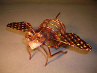Copper Bee Fying by Haw Creek Forge