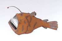 Angler Fish by Henry Dupere