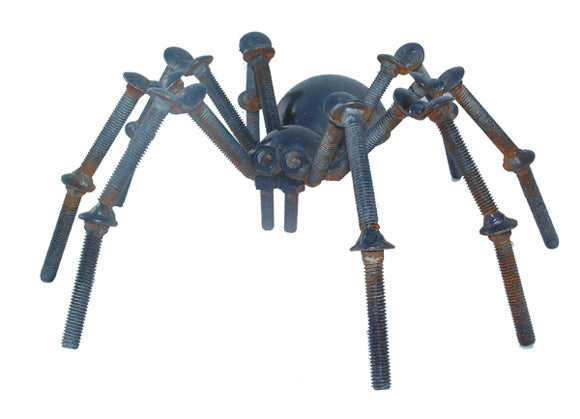 Tarantula Spider, Garden Sculpture by Artist Fred Conlon of Sugarpost