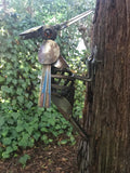 Woodpecker - Metal Garden Sculpture by Yardbirds