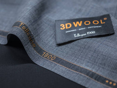 Introducing 3D Wool by Tollegno 1900