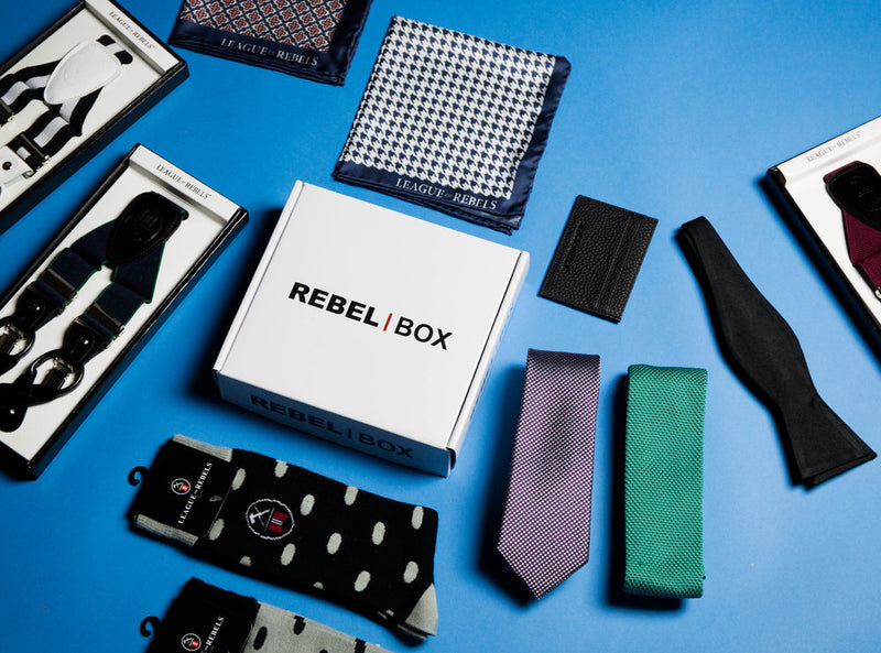 Rebel Box Gift Pack