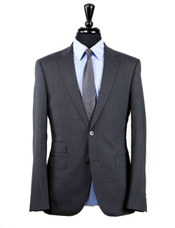 Essential Charcoal Suit Jacket