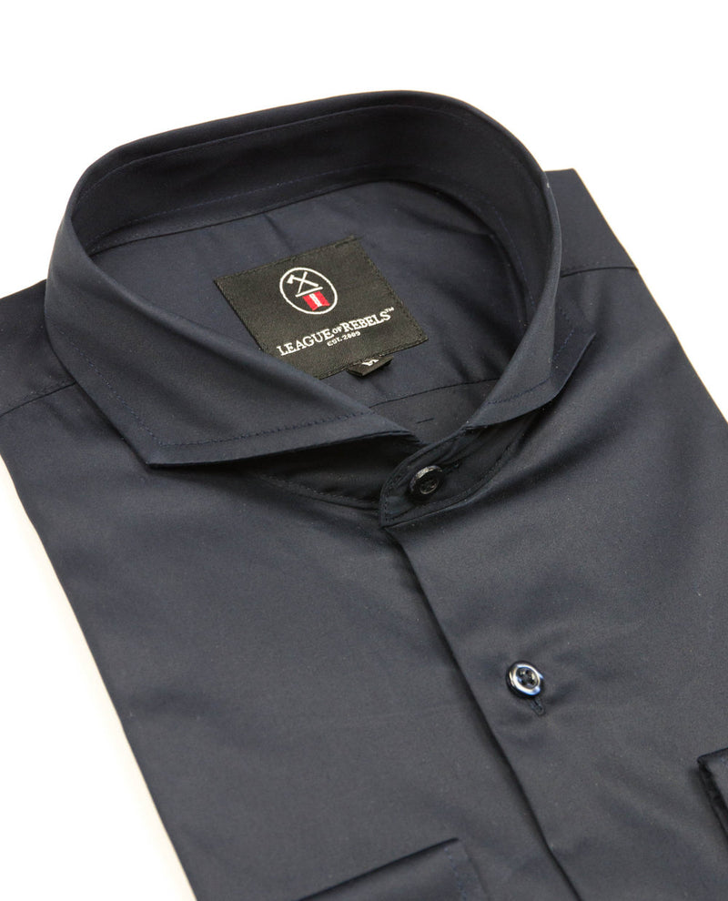 Bixby Deep Navy Shirt