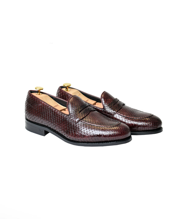 Exotic Loafers - Bespoke