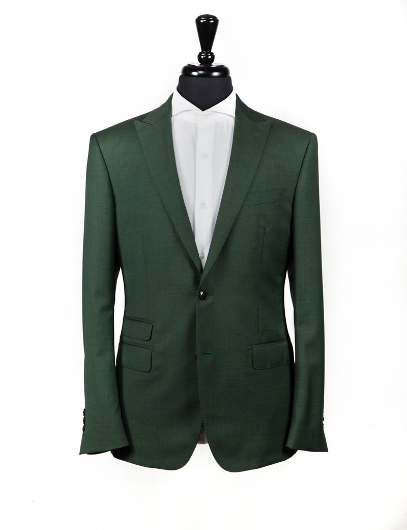 Sorrento Olive Suit
