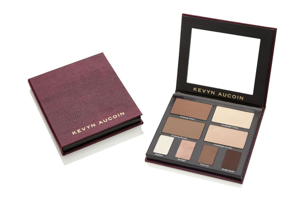 Kevyn Aucoin - The Contour Book