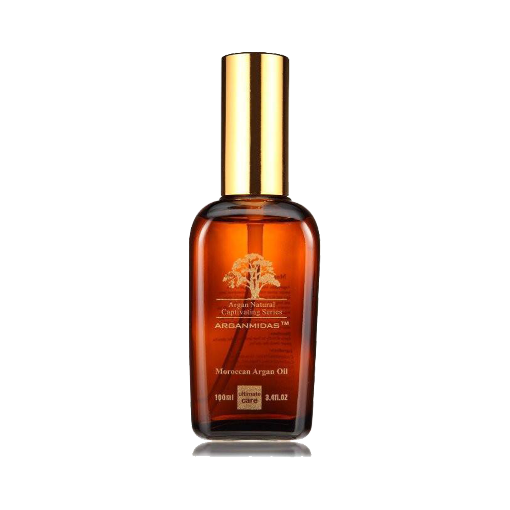 100% Pure Moroccan Argan Oil by Arganmidas