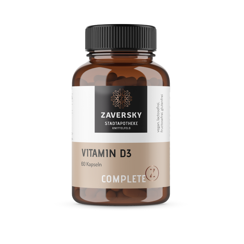 Vitamin D3 forte - zaversky-shop.at