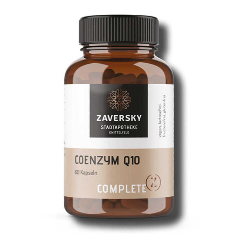 Coenzym Q10 - zaversky-shop.at