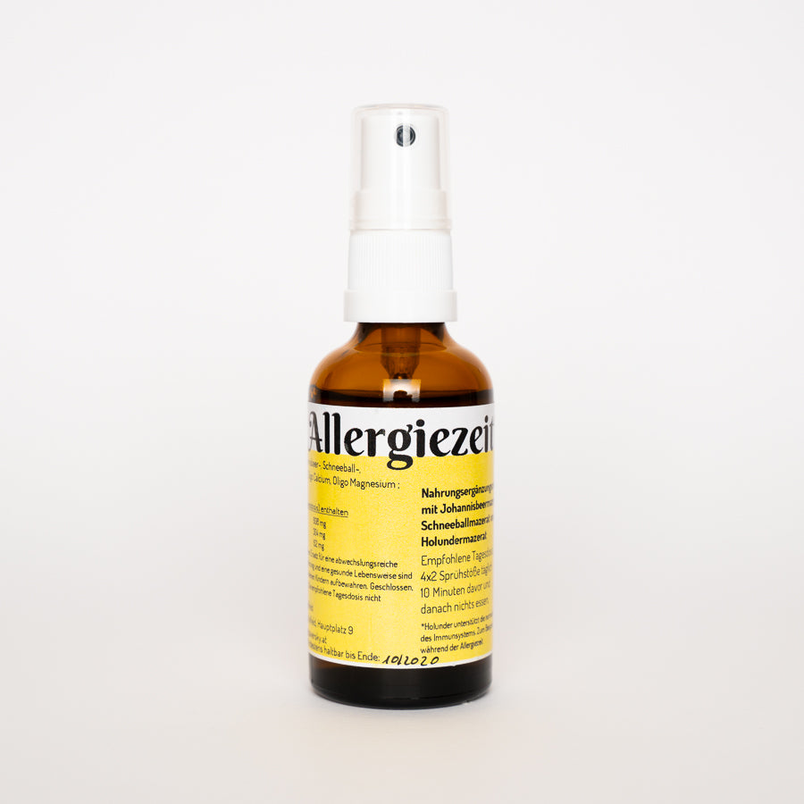 Allergiezeit Spray - zaversky-shop.at