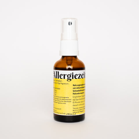 Allergiezeit Spray