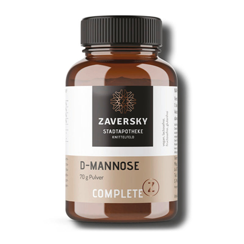 D-Mannose - zaversky-shop.at