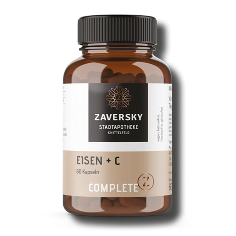 Eisen + Vitamin C - zaversky-shop.at