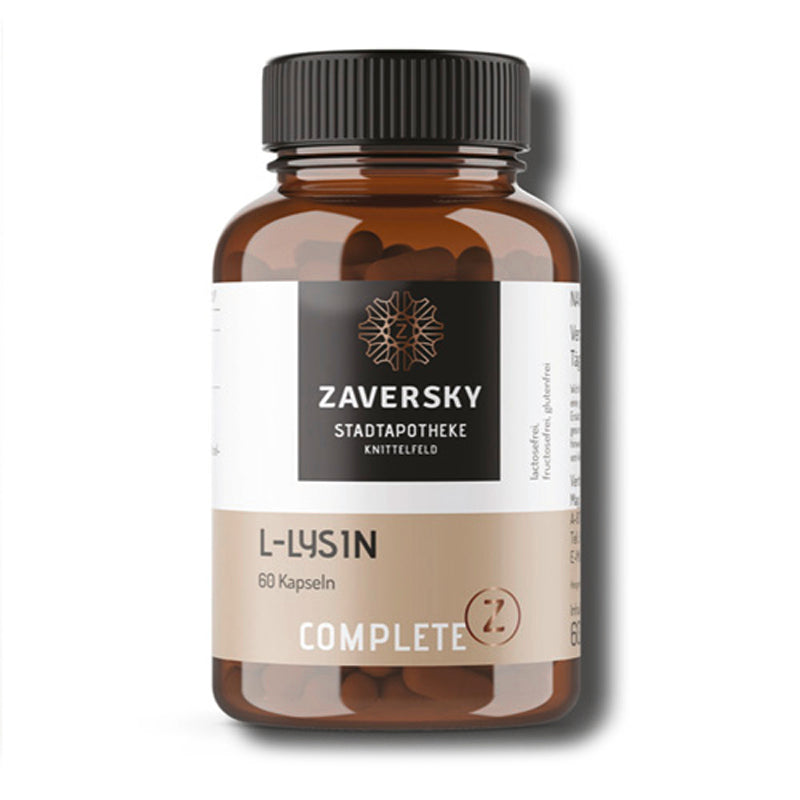 L-Lysin - zaversky-shop.at
