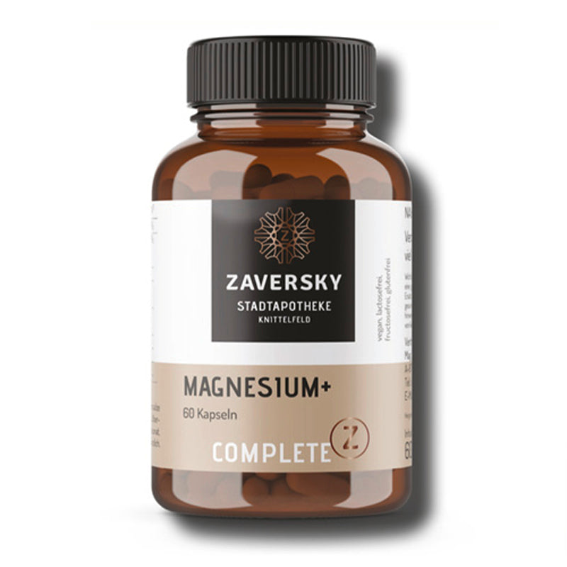 Magnesium + - zaversky-shop.at
