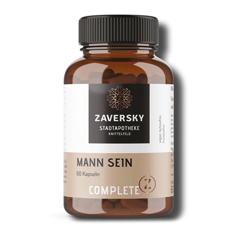Mann sein - zaversky-shop.at