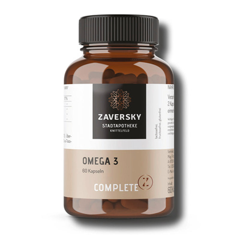 Omega 3 - zaversky-shop.at