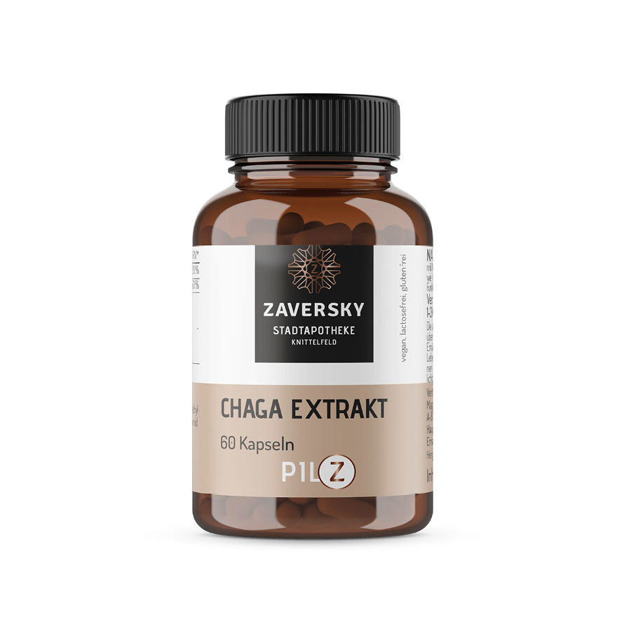 Chaga Extrakt - zaversky-shop.at
