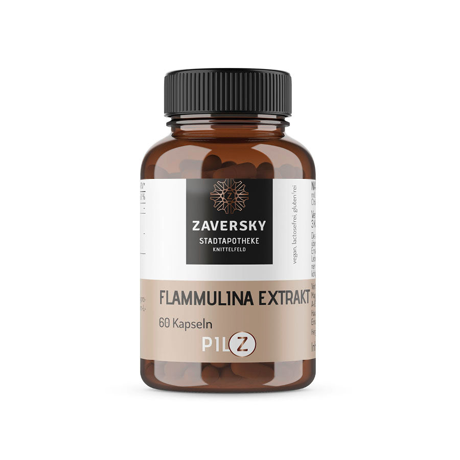 Flammulina Extrakt - zaversky-shop.at