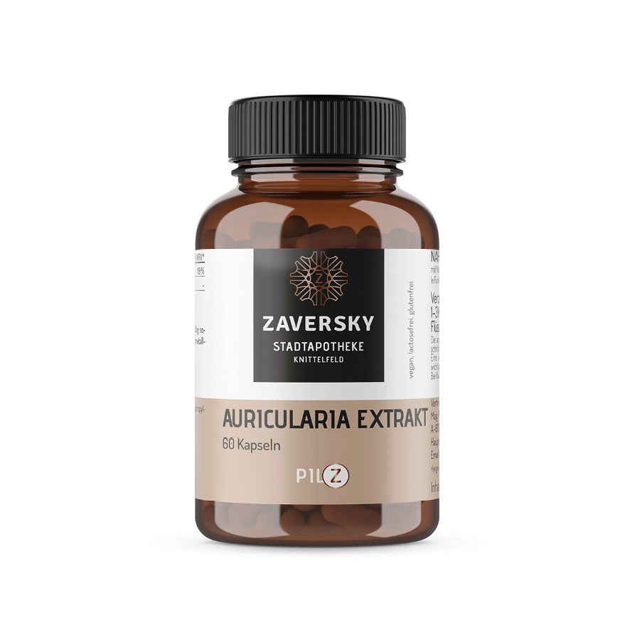 Auricularia Extrakt - zaversky-shop.at