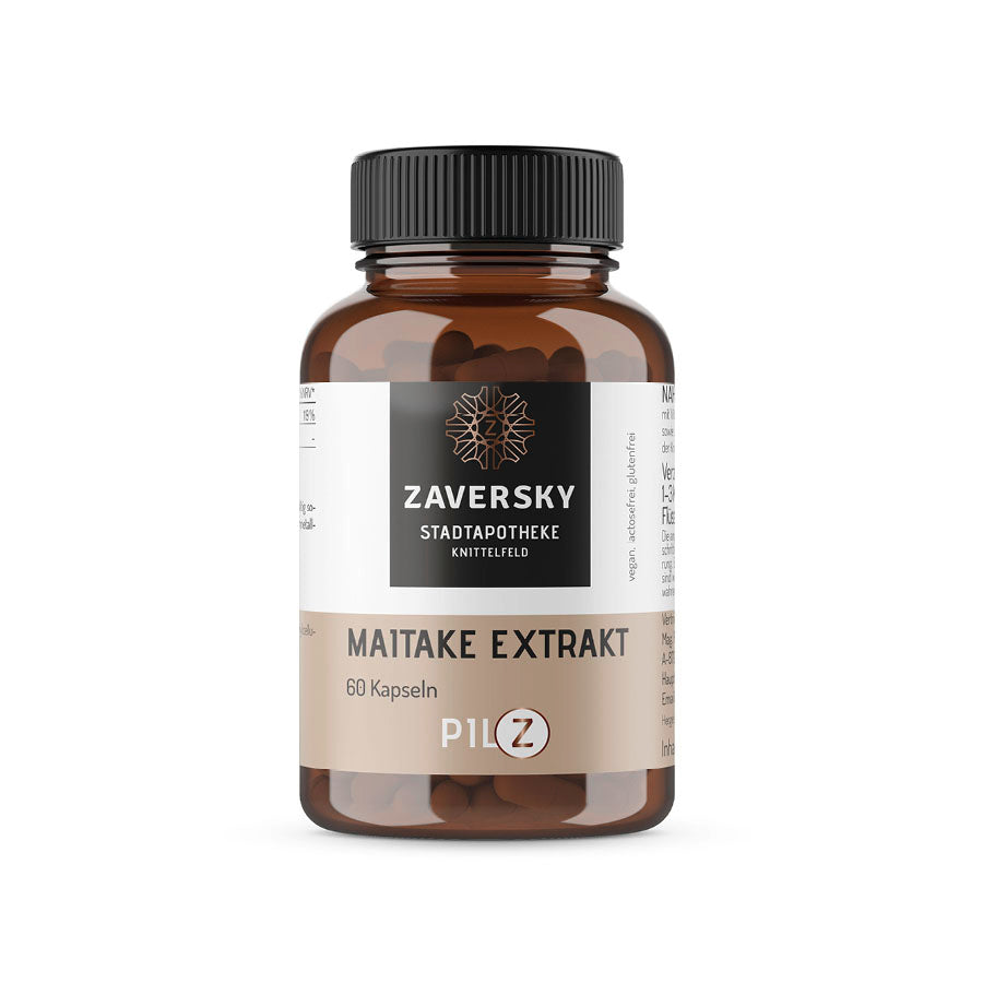 Maitake Extrakt - zaversky-shop.at