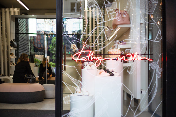 How luxury retail is surviving COVID online.