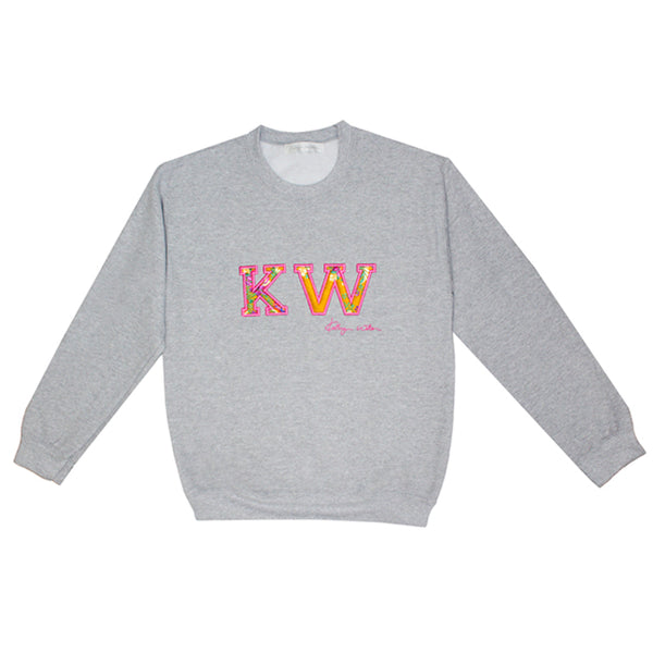 KW Crew Neck Sweatshirt