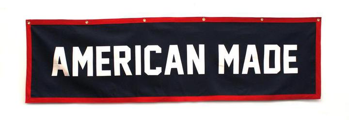 American Made Championship Banner