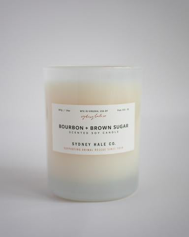 Bourbon + Brown Sugar Candle