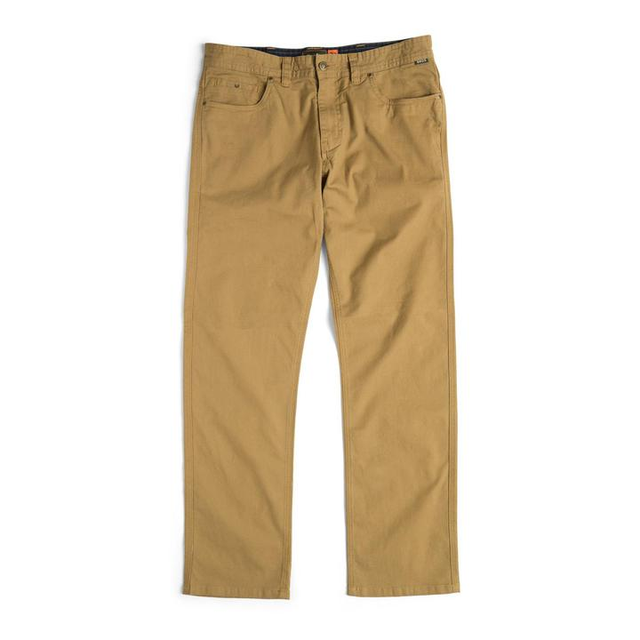 Frontside 5 Pocket Pant Tobacco Tan