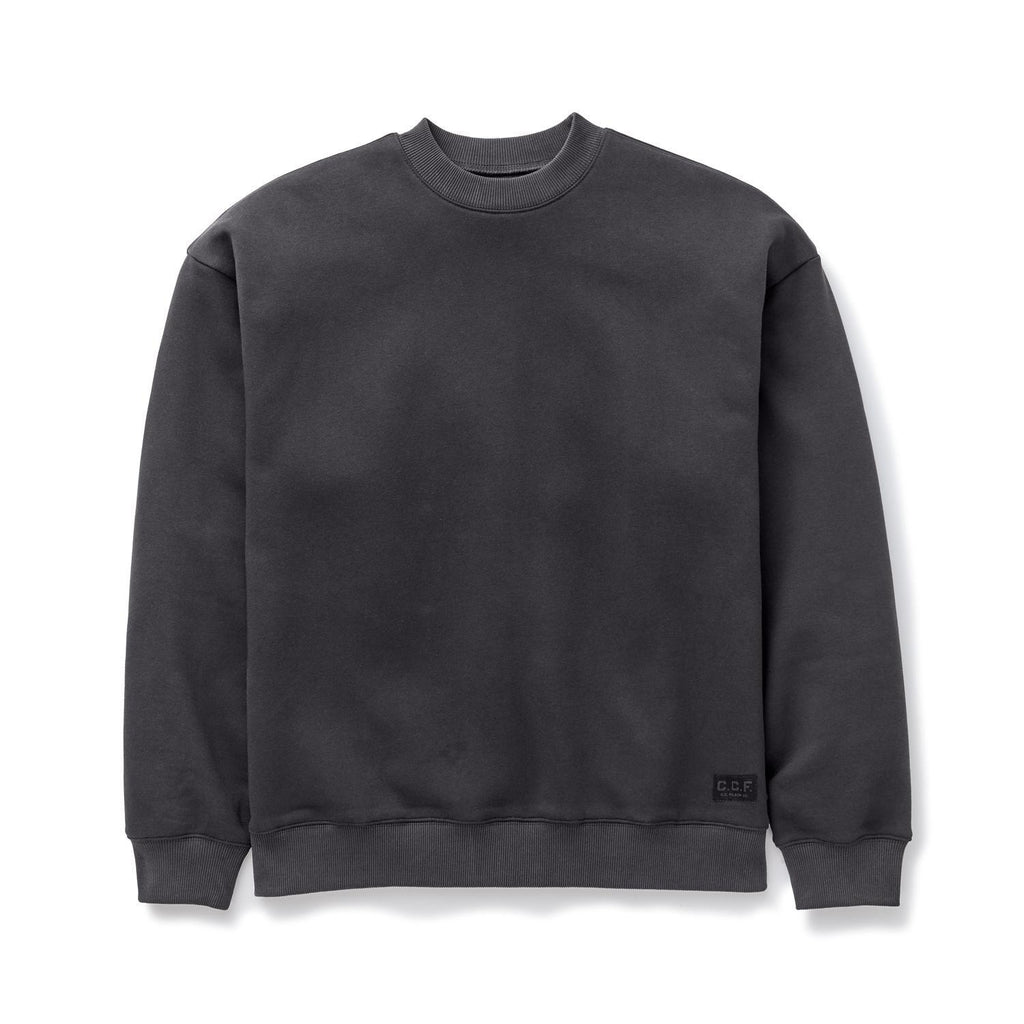 CCF Crewneck Sweatshirt Dark Gray