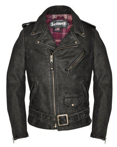 626VN Vintaged Fitted Cowhide Leather Motorcycle Jacket