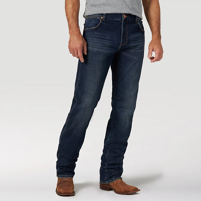 Retro Premium Slim Fit Straight Leg Jean Jarrell