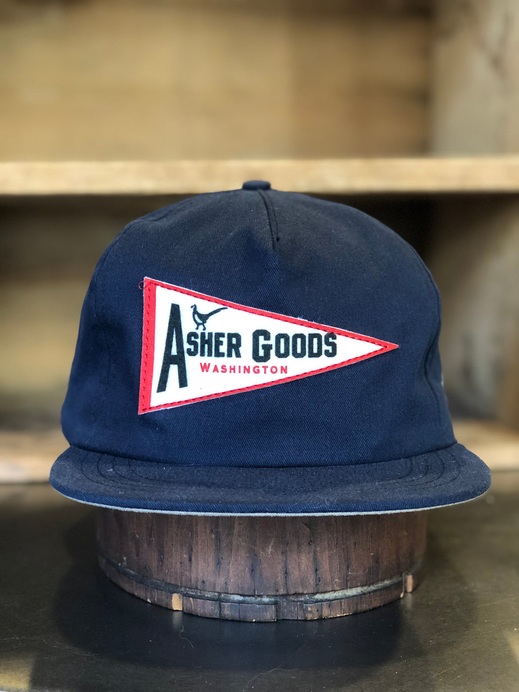 ASHER GOODS x The Ampal Creative Hat