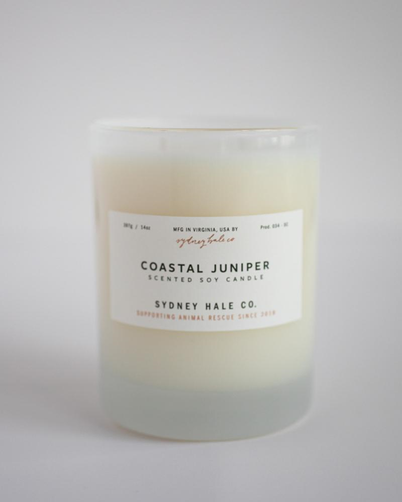 Coastal Juniper Candle