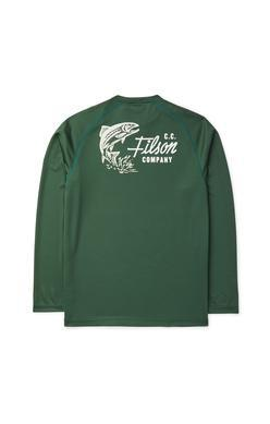 Long Sleeve Barrier T-Shirt Dark Moss