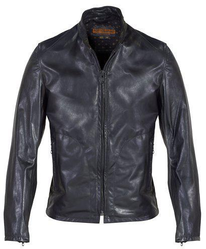 P571 Mission Leather Jacket