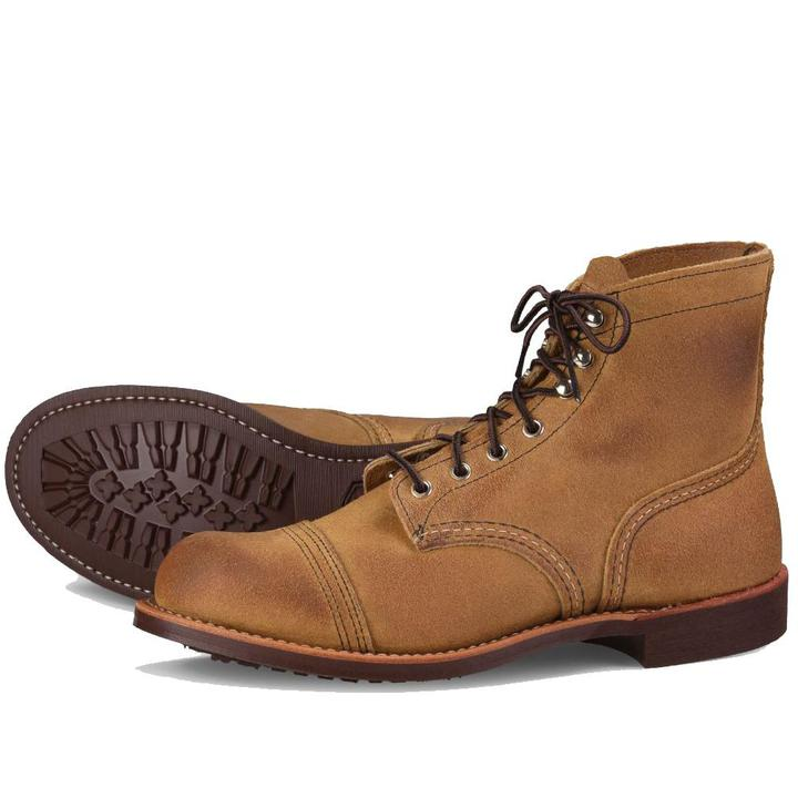 Iron Ranger 8083 Hawthorne Muleskinner Leather